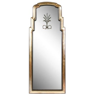 Brass Art Deco Chapman Mirror