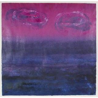 """Seymour Tubis """"Calm Sea"""""""