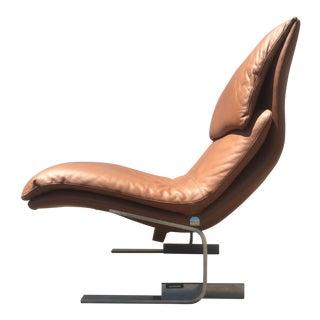 Giovanni Offredi Onda for Saporiti Lounge Chair