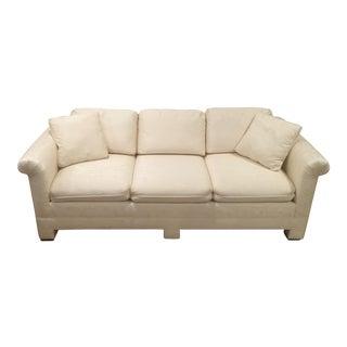 White Drexel Heritage Sofa