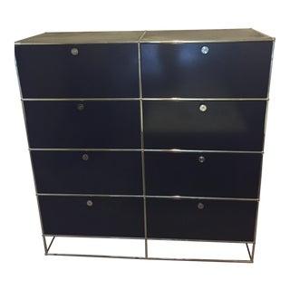 USM Haller 8 Door File Cabinet