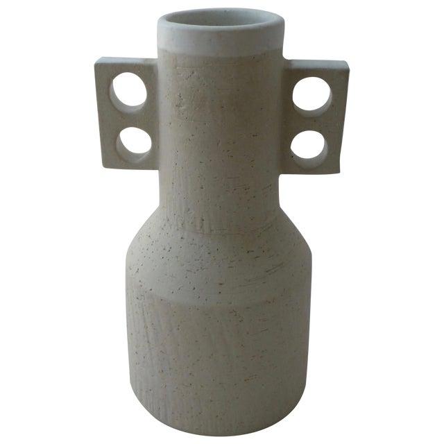 jonathan adler architectural vase chairish. Black Bedroom Furniture Sets. Home Design Ideas