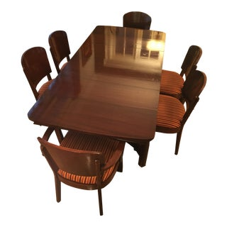 Vintage Art Deco Dining Set