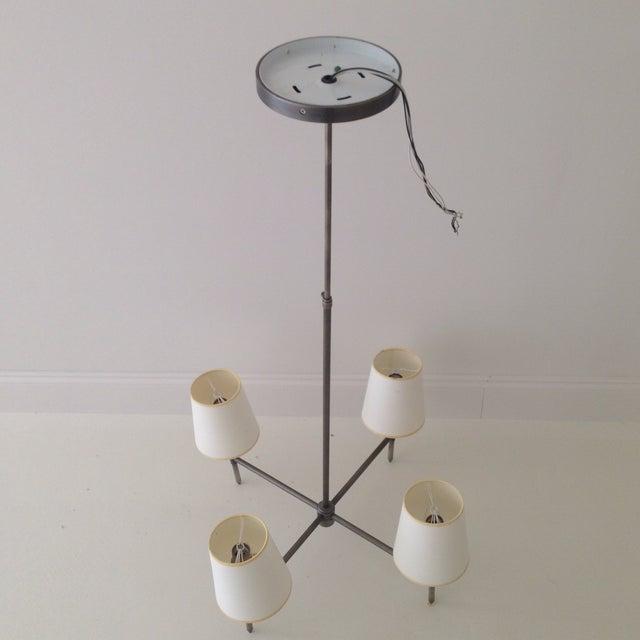 Visual Comfort Four-Light Chandelier - Image 5 of 11