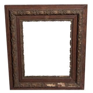 Ornate Wood Frame