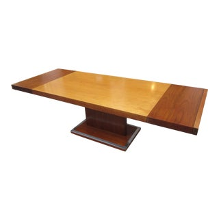 Milo Baughman Founders Dining Table