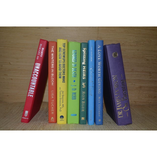 Rainbow Display Books - Set of 8 - Image 3 of 3