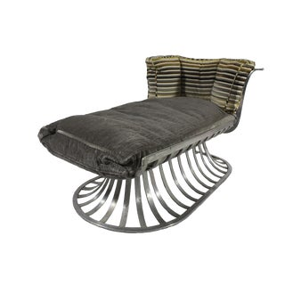 1960's Russell Woodard Chaise