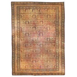 """19th Century Kermanshah """"Willow Tree"""" Carpet"""