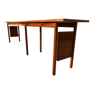 Erwin Lambeth Mid-Century Console Table