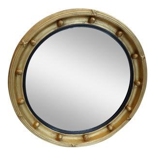 Regency Gilt Bullseye Mirror