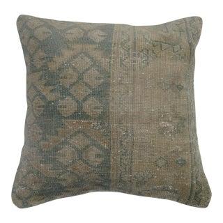 Green Turkish Pillow