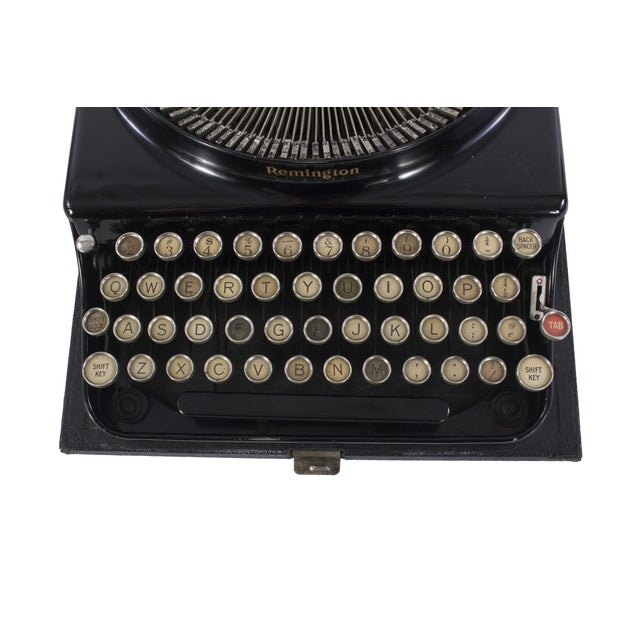 Image of Vintage Remington Portable No. 3 Typewriter