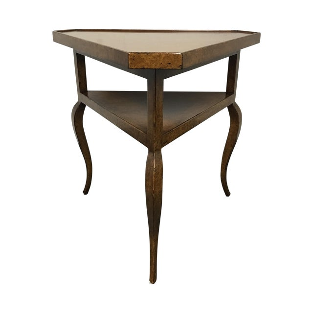 Minton-Spidell French Corner Side Table - Image 1 of 9