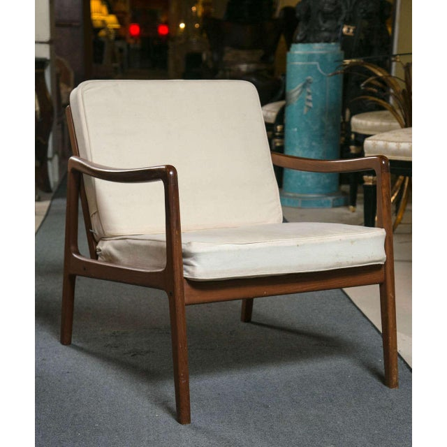 Ole Wanscher Teak Lounge Chair for John Stuart - Image 2 of 9