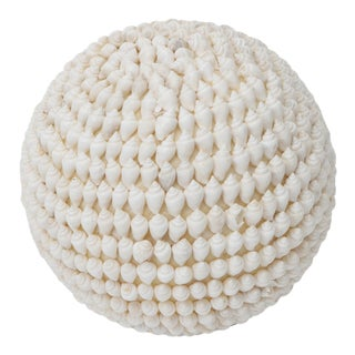 Shell Encrusted Sphere