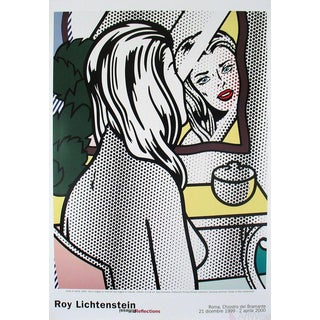 Roy Lichtenstein Nude at Vanity 2000 Poster