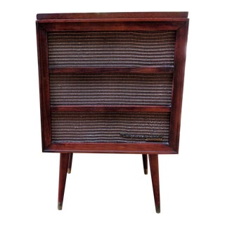 Vintage Mid-Century RCA Victor High Fidelity Stereo Console