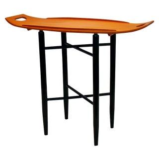 Jens Quistgaard Teak Dansk Tray Table