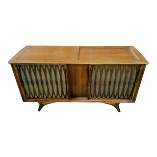 Mid-Century Modern Rca Stereo Console