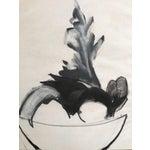 Image of Mid-Century Charcoal Still Life Heidi Thaler