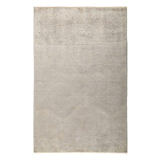"""Vibrance, Hand Knotted Area Rug - 5' 3"""" x 8' 1"""""""