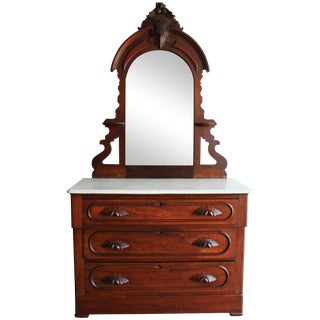 Victorian Renaissance Chest of Drawers