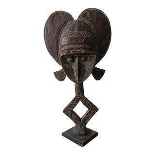 Kota Gabon Guardian Figure
