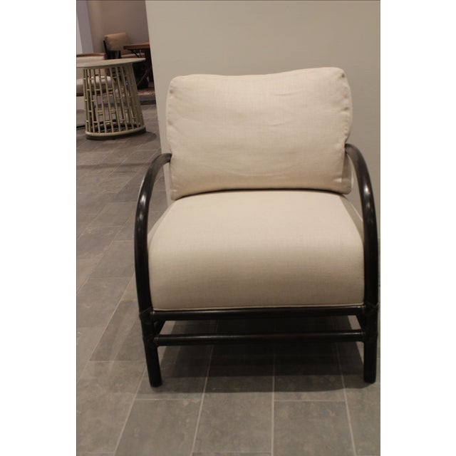 Image of McGuire Orlando Diaz-Azcuy Toscana™ Lounge Chair
