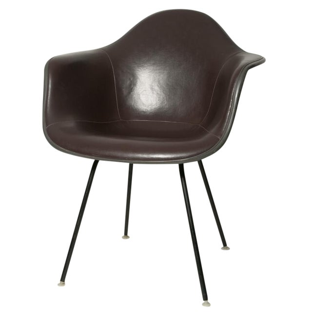 Eames Padded Shell Chair for Herman Miller - Image 1 of 7