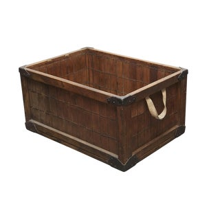 Wooden Delivery Box