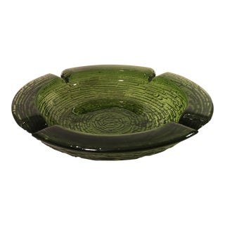 Mid-Century Green Soren Ashtray