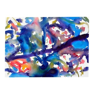 Bright Abstract by Les Anderson