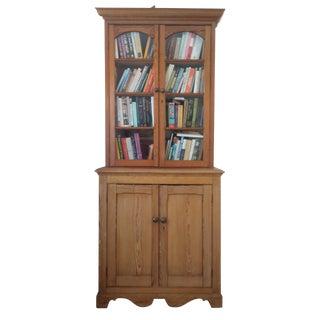 1900s English Oak Cabinet