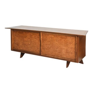 American Modern Two-Door Credenza, by Nakashima