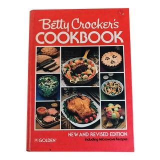 Vintage Betty Crocker's Cookbook