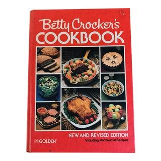 Vintage Betty Crocker's Cookbook