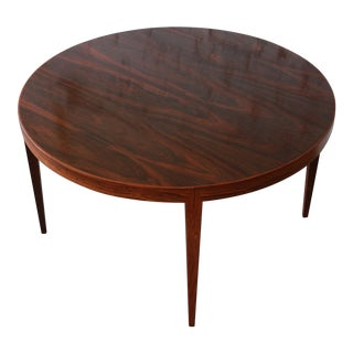 Severin Hansen for Haslev Møbelsnedkeri Danish Modern Rosewood Coffee Table