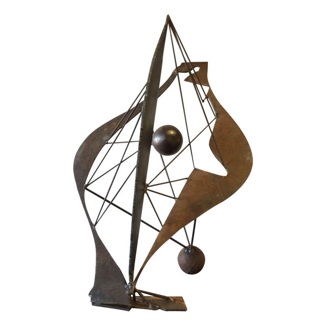Image of Brutalist Sculpture
