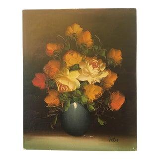 """""""Beckoning"""" Original Vintage Signed Painting"""