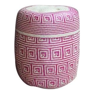 Hand-Woven Oaxacan Basket IV