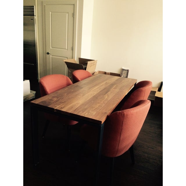 Room and Board Rand Dining Table - Image 3 of 4