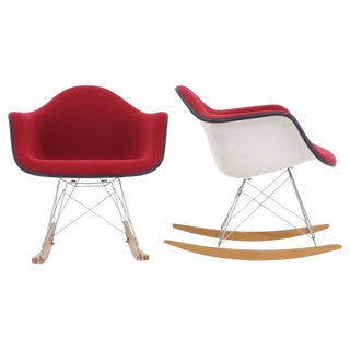 Pair of Charles and Ray Eames Rockers for Herman Miller