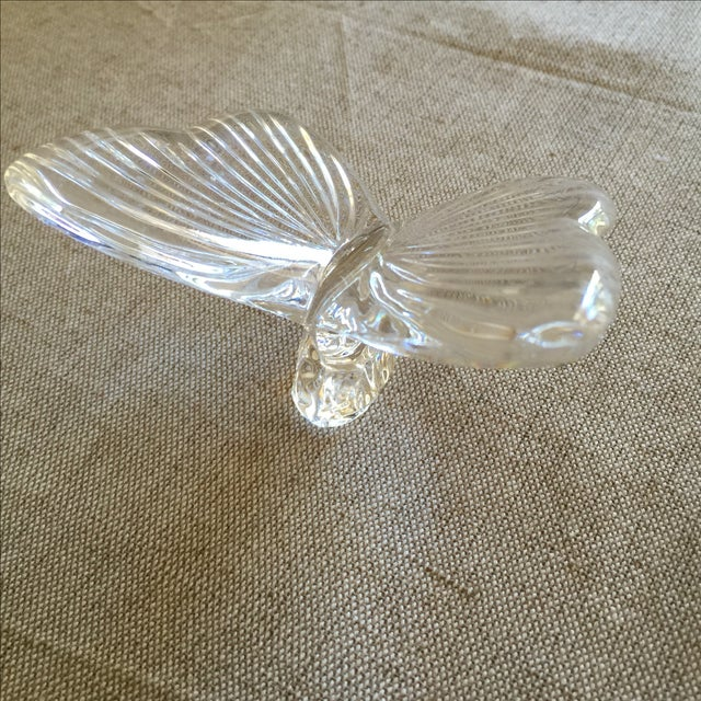 Vintage Crystal Butterfly - Image 4 of 11