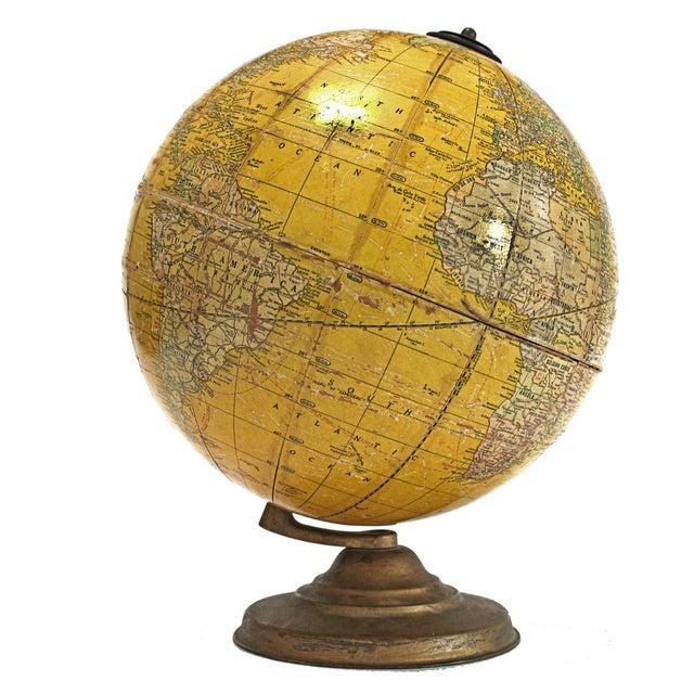 1930s Cram's Universal Terrestrial Globe - Image 1 of 7
