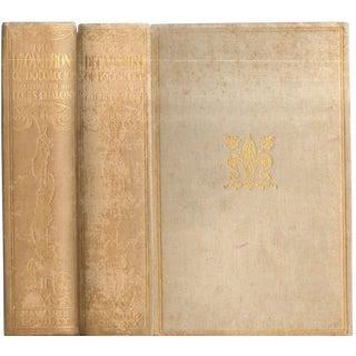 """""""The Decameron of Giovanni Boccaccio"""" 1921 Book By J. M. Rigg"""