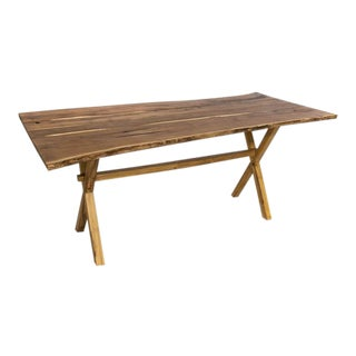 Mulberry Live Edge Dining Table