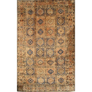 "Pasargad N Y Persian Aliabad Yalameh Hand-Knotted Rug - 10'1"" X 16'3"""