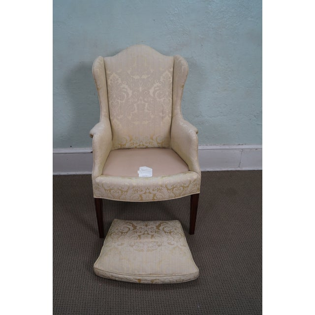 Kindel Mahogany Chippendale Style Chairs - A Pair - Image 6 of 10