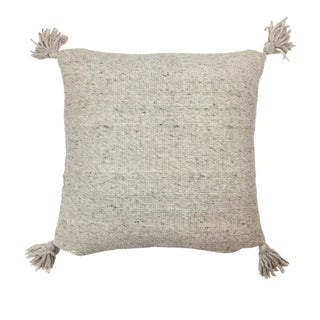 Grey Puro Wool Pillow